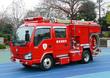 ポンプ消防車