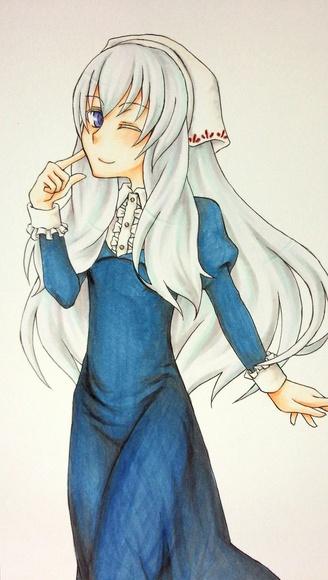 メイド服サーシャ