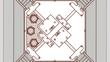 月の神殿地図