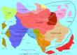 アンヌン大陸勢力図(AAC759年7月)