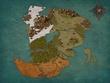 ユーフィミア大陸地図
