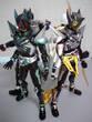 仮面ライダーキバと辺境の戦士たちver2