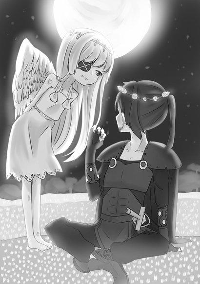 半分の天使 挿絵01