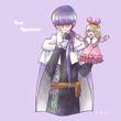 【魔法でポン】スー先生(プロフ用)