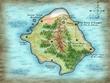 物語世界の地図