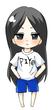 小説「ヒッキー姉」 キャラクターマスコットNo.1:姉