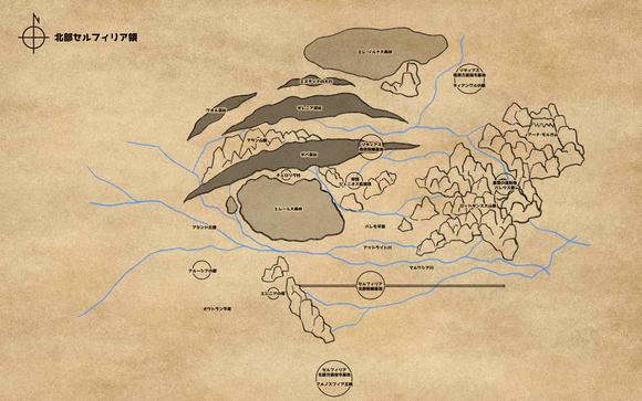 GOE2巻地図