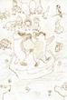 童話『あなぐまのお嫁さん』の挿絵