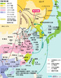 三国干渉後の列強による中国分割