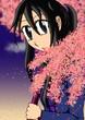 桜を纏う――②