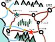 アイラット王国-プエナ村周辺地図